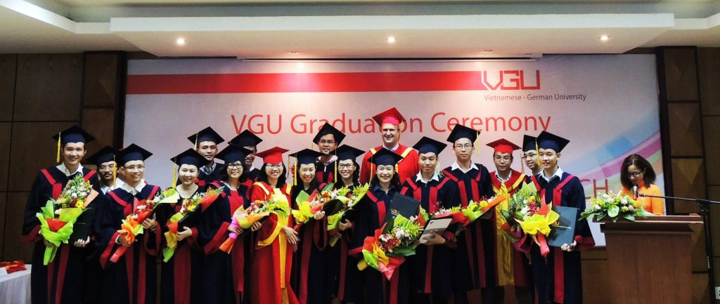 SEPT MBA HCMC graduation