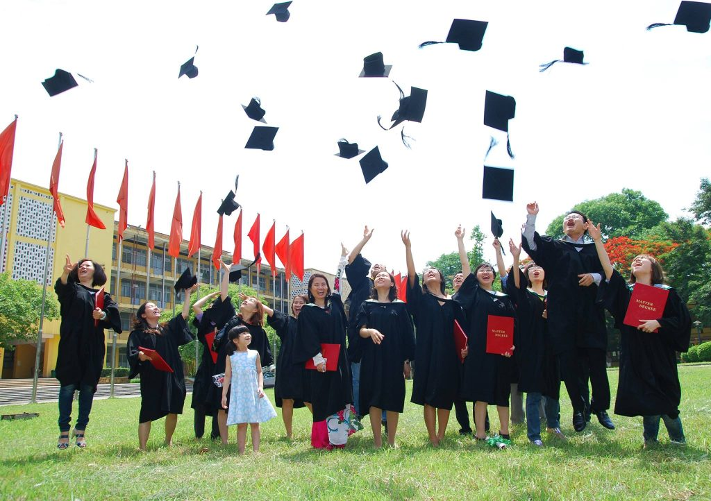 SEPT MBA Hanoi Graduation
